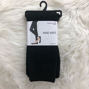 Nine West Fleece Lined Tights